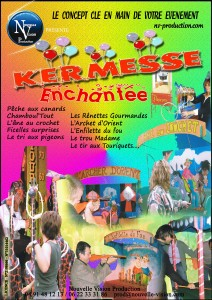 KERMESSE ENCHENTEE