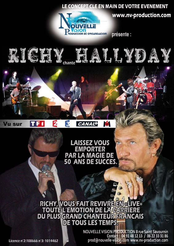sosie johnny hallyday marseille
