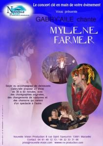 sosie mylene farmer marseille