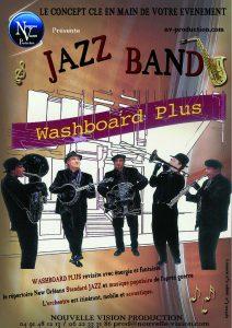 WASHBOARD PLUS 2