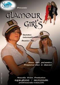 GLAMOUR GIRL'S
