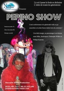 PEPINO SHOW