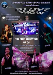 DJ LIVE SHOW nv.prod.com