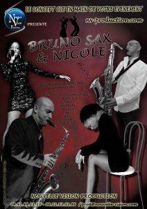 BRUNO SAX & NICOLE nv-production